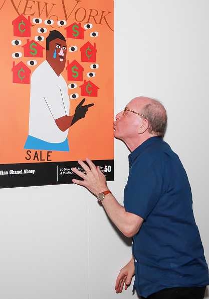 ピューリッツァー賞「Jerry Saltz, Pulitzer Prize-Winning New York Magazine Senior Art Critic, Gives A Talk At The 2018 Frieze Art Fair」:写真・画像(10)[壁紙.com]