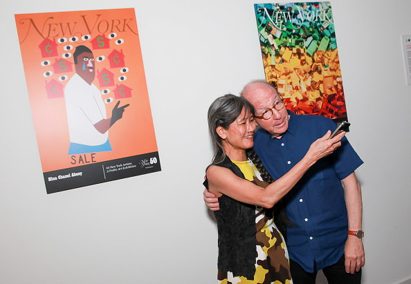 ピューリッツァー賞「Jerry Saltz, Pulitzer Prize-Winning New York Magazine Senior Art Critic, Gives A Talk At The 2018 Frieze Art Fair」:写真・画像(6)[壁紙.com]