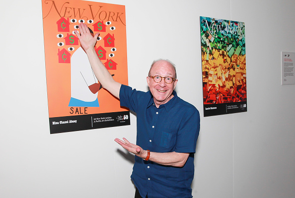ピューリッツァー賞「Jerry Saltz, Pulitzer Prize-Winning New York Magazine Senior Art Critic, Gives A Talk At The 2018 Frieze Art Fair」:写真・画像(11)[壁紙.com]