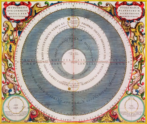 Solar System「Ptolemic System 1660-1661」:写真・画像(4)[壁紙.com]