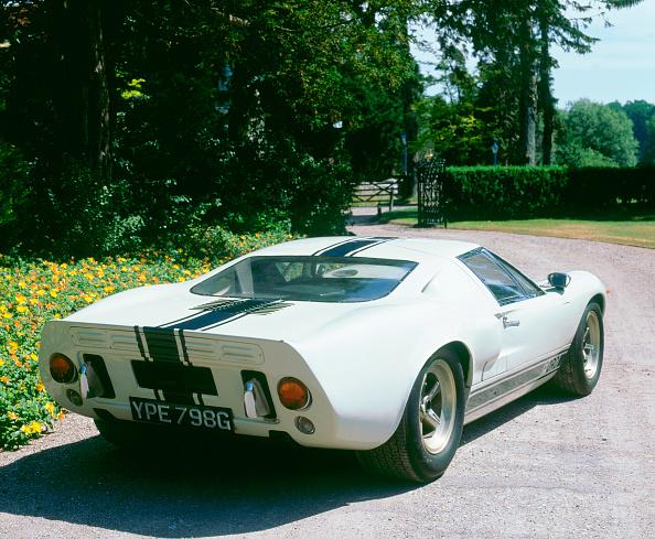Ford GT「1969 Ford GT40」:写真・画像(16)[壁紙.com]
