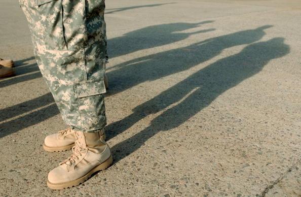 Boot「New Army Combat Uniform Debuts At Fort Stewart」:写真・画像(2)[壁紙.com]
