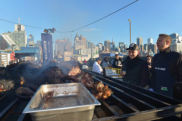 Meatopia X: The Carnivore's Ball Presented By Creekstone Farms Hosted By Michael Symon - Food Network New York City Wine & Food Festival Presented By FOOD & WINE:ニュース(壁紙.com)