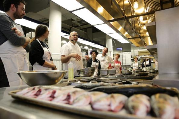 Yogurt Based Sauce「New York Culinary Experience 2014 Presented By New York Magazine And The International Culinary Center - Day 1」:写真・画像(1)[壁紙.com]