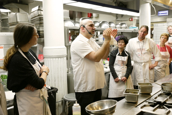Yogurt Based Sauce「New York Culinary Experience 2014 Presented By New York Magazine And The International Culinary Center - Day 1」:写真・画像(2)[壁紙.com]