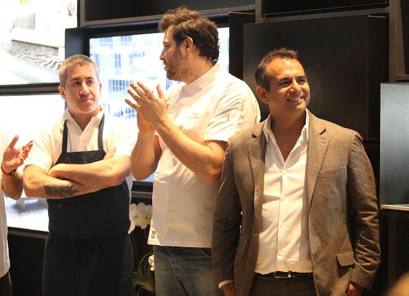 Southern USA「Culinary Odyssey: An Israeli Dinner Hosted By Michael Solomonov, Meir Adoni And Eitan Vanunu Featuring Bar Lab - 2015 Food Network & Cooking Channel South Beach Wine & Food Festival」:写真・画像(12)[壁紙.com]