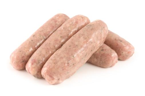 Hot Dog「Five Cumberland Pork Sausages」:スマホ壁紙(3)