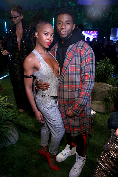Jemal Countess「Marvel Studios Black Panther Welcome To Wakanda New York Fashion Week Showcase」:写真・画像(11)[壁紙.com]