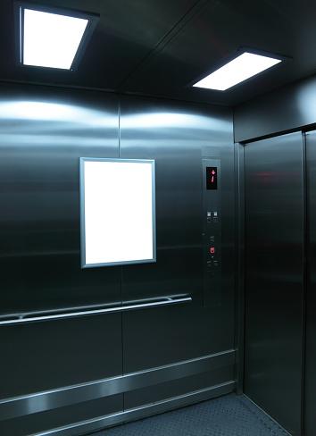 Elevator「エレベーター内に」:スマホ壁紙(14)