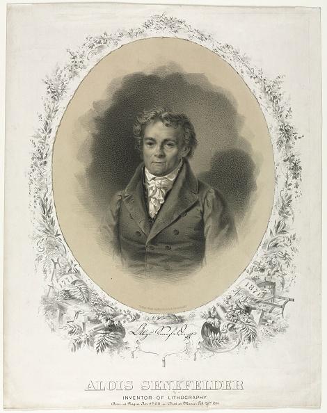 1870-1879「Alois Senefelder」:写真・画像(17)[壁紙.com]