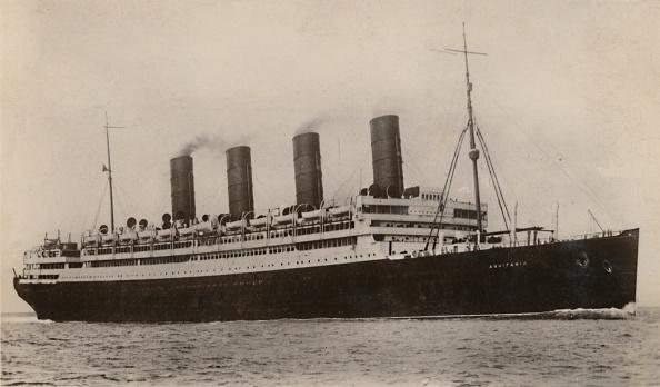 Steamboat「Rms Aquitania」:写真・画像(8)[壁紙.com]