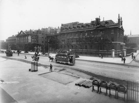 1900「London Hospital」:スマホ壁紙(11)