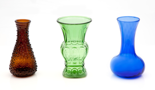 Funky「Colored Glass Vases」:スマホ壁紙(14)