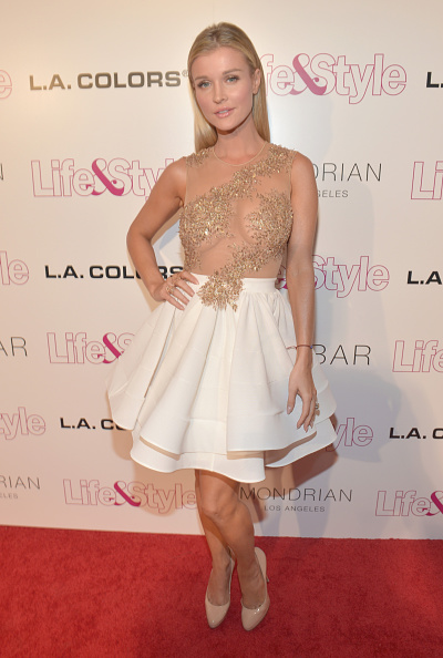 Cream Colored「Life & Style Weekly's 10 Year Anniversary Party - Arrivals」:写真・画像(10)[壁紙.com]