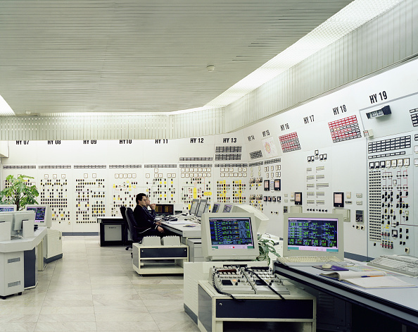 Solitude「Control room at decommissioned nuclear power plant, Kozlodui, Bulgaria」:写真・画像(15)[壁紙.com]