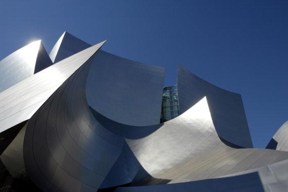 Architecture「Disney Concert Hall Dedicated in Los Angeles」:写真・画像(16)[壁紙.com]