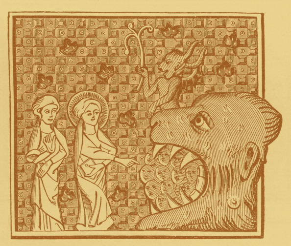 Hell「'The Purgatory of Monsignor St. Patrick'」:写真・画像(14)[壁紙.com]