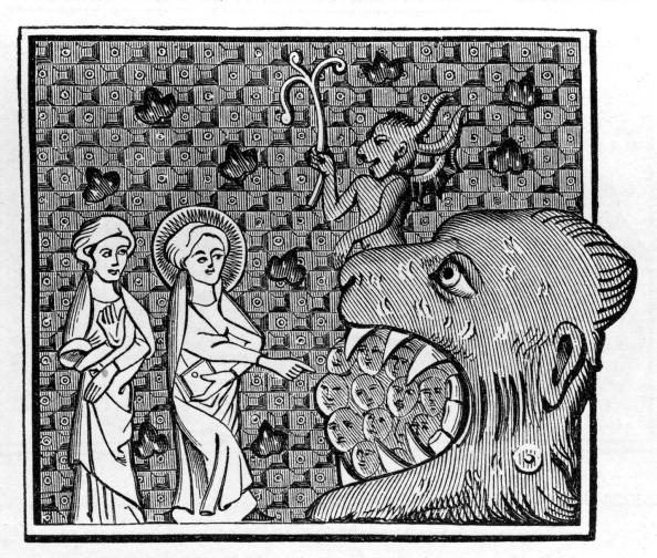 Hell「'The Purgatory of Monsignor St. Patrick'」:写真・画像(18)[壁紙.com]
