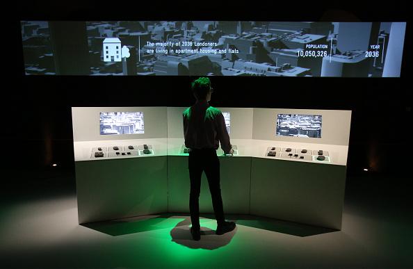 Big Data「Somerset House Opens Major Exhibition Big Bang Data」:写真・画像(12)[壁紙.com]
