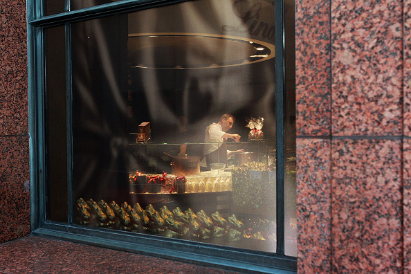 Sweet Food「Lindt Cafe Sydney Reopens Three Months After Siege」:写真・画像(15)[壁紙.com]