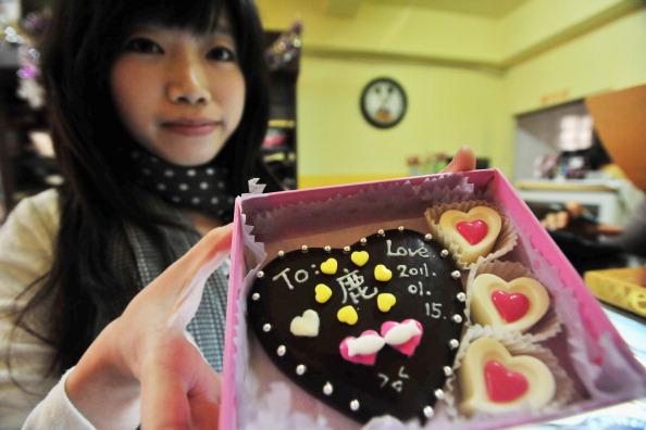 スイーツ「China Prepares For Valentine's Day」:写真・画像(4)[壁紙.com]
