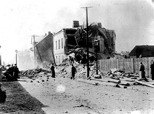 Poland「Damage In Warsaw.」:写真・画像(17)[壁紙.com]
