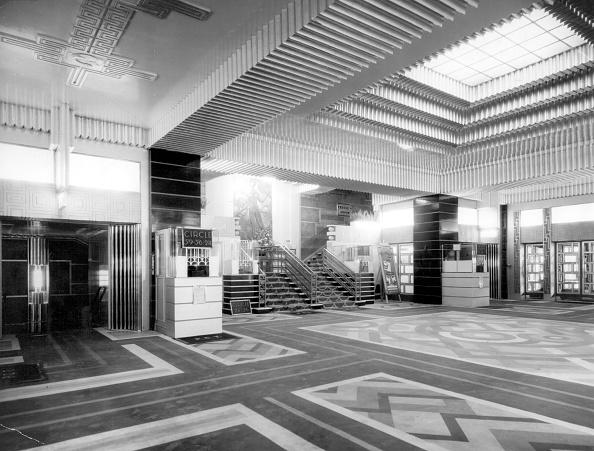 Architecture「New Victoria Cinema」:写真・画像(3)[壁紙.com]
