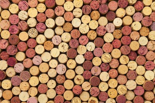 Vineyard「Wine corks background」:スマホ壁紙(13)