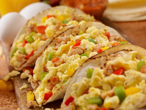 Taco「Breakfast Taco」:スマホ壁紙(15)
