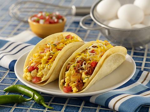 Tortilla - Flatbread「Breakfast Tacos」:スマホ壁紙(3)