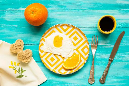 Coffee Break「Breakfast time」:スマホ壁紙(8)