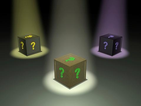 Choosing「Enigma Boxes」:スマホ壁紙(8)