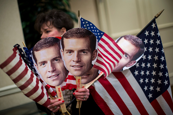 Drew Angerer「Democratic Congressional Candidate Conor Lamb Holds Election Night Event」:写真・画像(9)[壁紙.com]