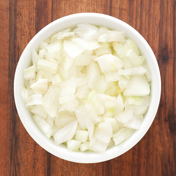 Diced onion:スマホ壁紙(壁紙.com)