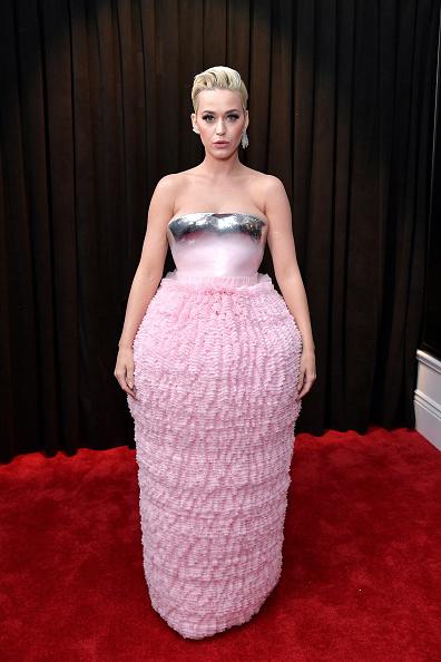 グラミー賞「61st Annual GRAMMY Awards - Red Carpet」:写真・画像(18)[壁紙.com]