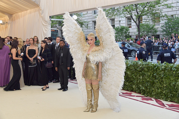 The Human Body「Heavenly Bodies: Fashion & The Catholic Imagination Costume Institute Gala - Arrivals」:写真・画像(17)[壁紙.com]