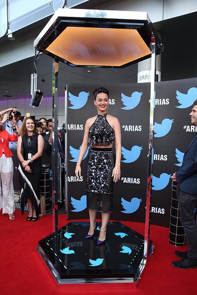 Halter Top「28th Annual ARIA Awards 2014 - Arrivals」:写真・画像(12)[壁紙.com]