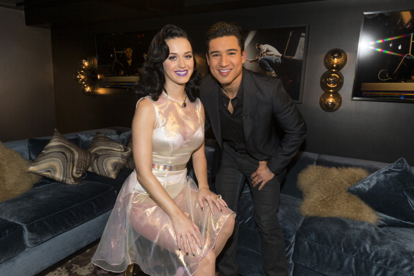 Mario Lopez「Katy Perry iHeartRadio Album Release Party」:写真・画像(9)[壁紙.com]