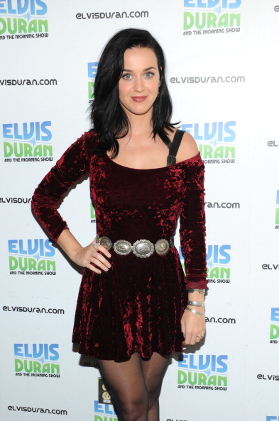 "Strap「Katy Perry Visits ""The Elvis Duran Z100 Morning Show""」:写真・画像(6)[壁紙.com]"