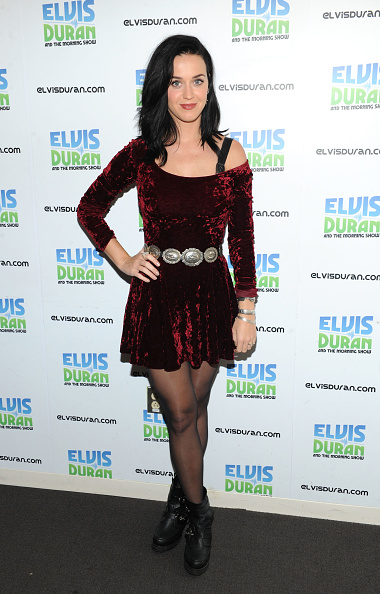 "Strap「Katy Perry Visits ""The Elvis Duran Z100 Morning Show""」:写真・画像(5)[壁紙.com]"