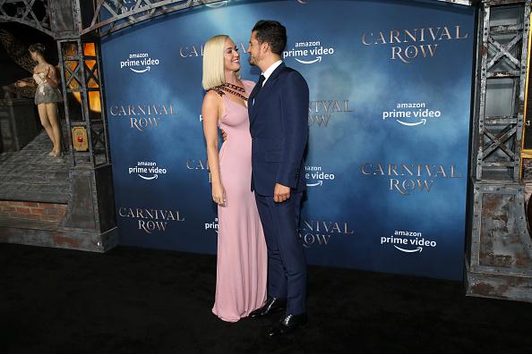 "Orlando Bloom「LA Premiere Of Amazon's ""Carnival Row"" - Arrivals」:写真・画像(10)[壁紙.com]"