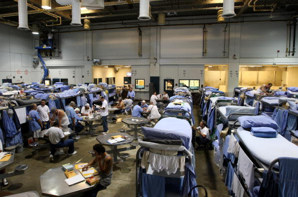 USA「California State Prisons Face Overcrowding Issues」:写真・画像(13)[壁紙.com]