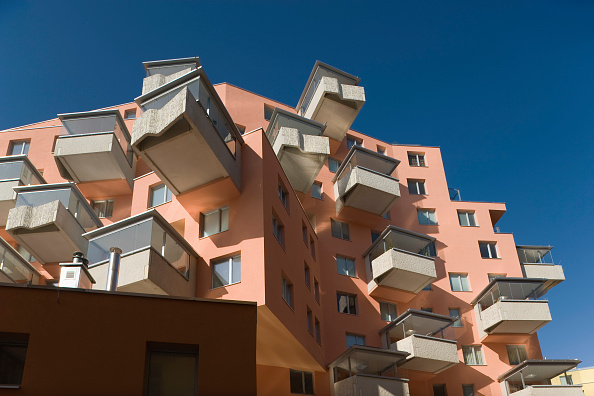 Apartment「Vienna, Terrassenhaus Buchengasse, built in 2008, Architect Rudiger Lainer」:写真・画像(19)[壁紙.com]