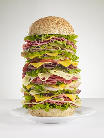 Sandwich「Huge Hamburger」:スマホ壁紙(15)
