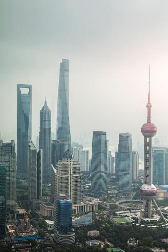 月「Shanghai urban landscape」:スマホ壁紙(19)