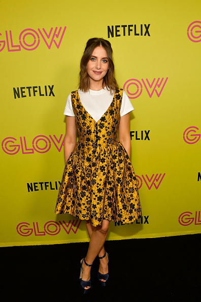 """Event「Netflix's """"Glow"""" Celebrates Its 10 Emmy Nominations With Roller-Skating Event」:写真・画像(2)[壁紙.com]"""