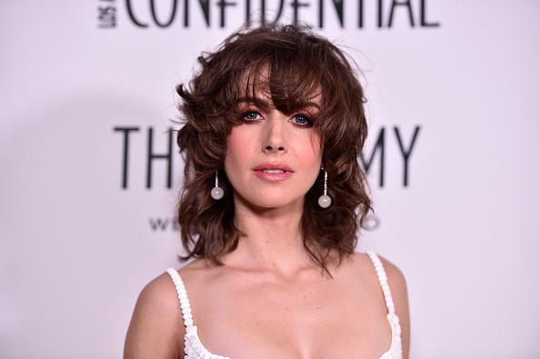 "Alison Brie「Los Angeles Confidential Celebrates ""Awards Issue"" Hosted By Cover Stars Alison Brie, Milo Ventimiglia And Ana De Armas - Arrivals」:写真・画像(19)[壁紙.com]"