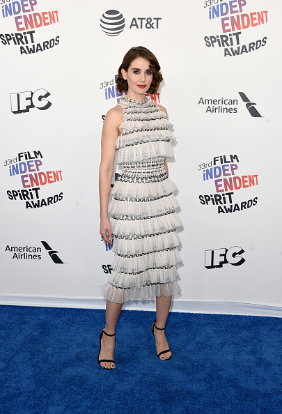 Alison Brie「2018 Film Independent Spirit Awards  - Arrivals」:写真・画像(14)[壁紙.com]