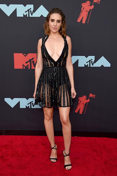Alison Brie「2019 MTV Video Music Awards - Arrivals」:写真・画像(1)[壁紙.com]