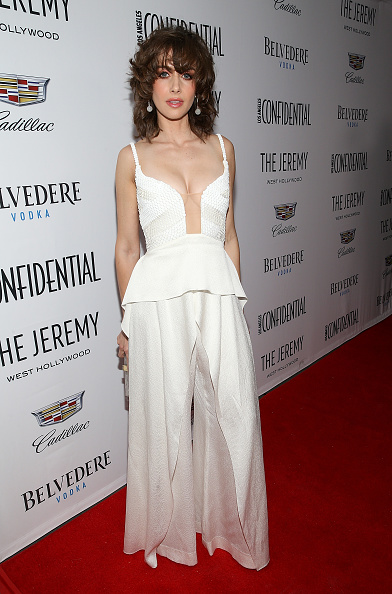 Alison Brie「Los Angeles Confidential, Alison Brie and Cadillac celebrate annual Awards Event with Belvedere Vodka at The Jeremy West Hollywood」:写真・画像(0)[壁紙.com]